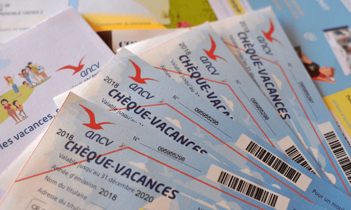 cheques vacances caf